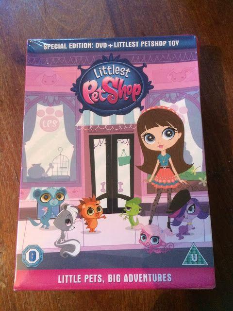 Littlest Pet Shop-Little Pets, Big Adventures, new movie #review. - madmumof7