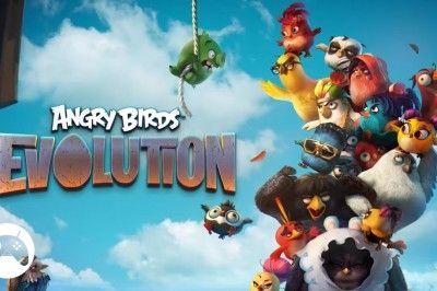 Angry Birds Evolution Çıktı, İndirebilirsiniz