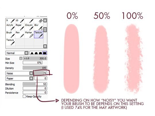 13 best images about paint tool sai on Pinterest | Brush set ...