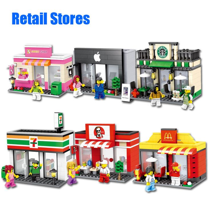 Find More Blocks Information about 6 styles City Series Mini Street Model Store Shop with Minifigure McDonald`s Building Block Toys Compatible with Lego Hsanhe,High Quality block white,China toy blade Suppliers, Cheap toy connection from TOUCH Toy Co.,Ltd on Aliexpress.com