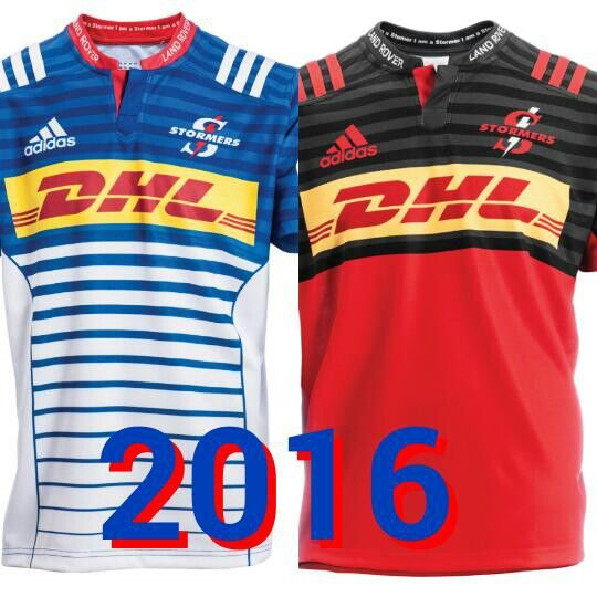 Kickstart the Super Rugby season and get the 2016 Stormers jersey. Make your heart belong in Cape Town