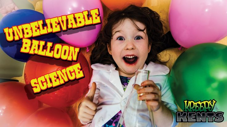 Unbelievable Balloon Science for Kids