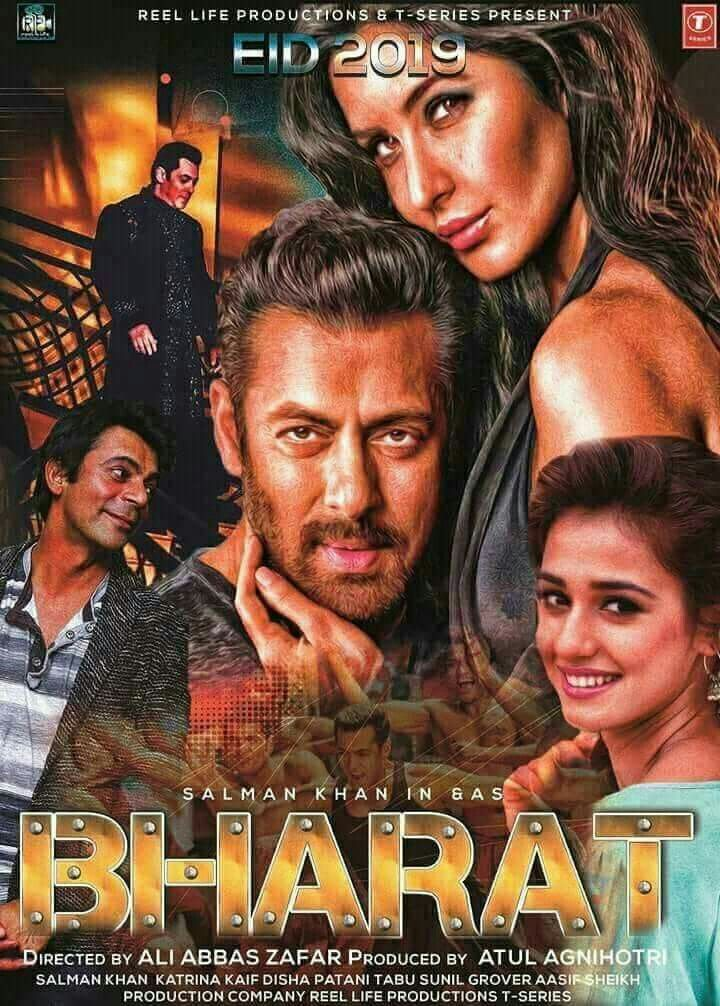 Bharat hindi film full movie salman khan