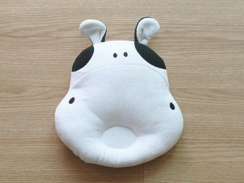 Cow Baby Pillow – jazzberrymom