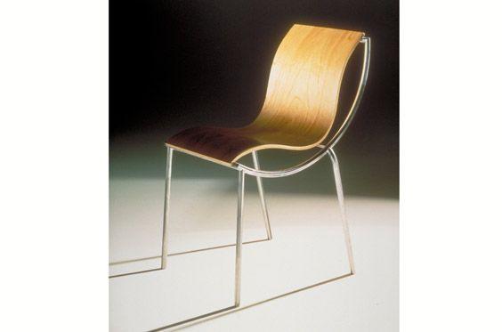Arp Chair Prototype 1989