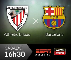 Barcelona x Athletic Bilbao Copa do Rei AO VIVO 30/05/2015 Final - Onde Assistir