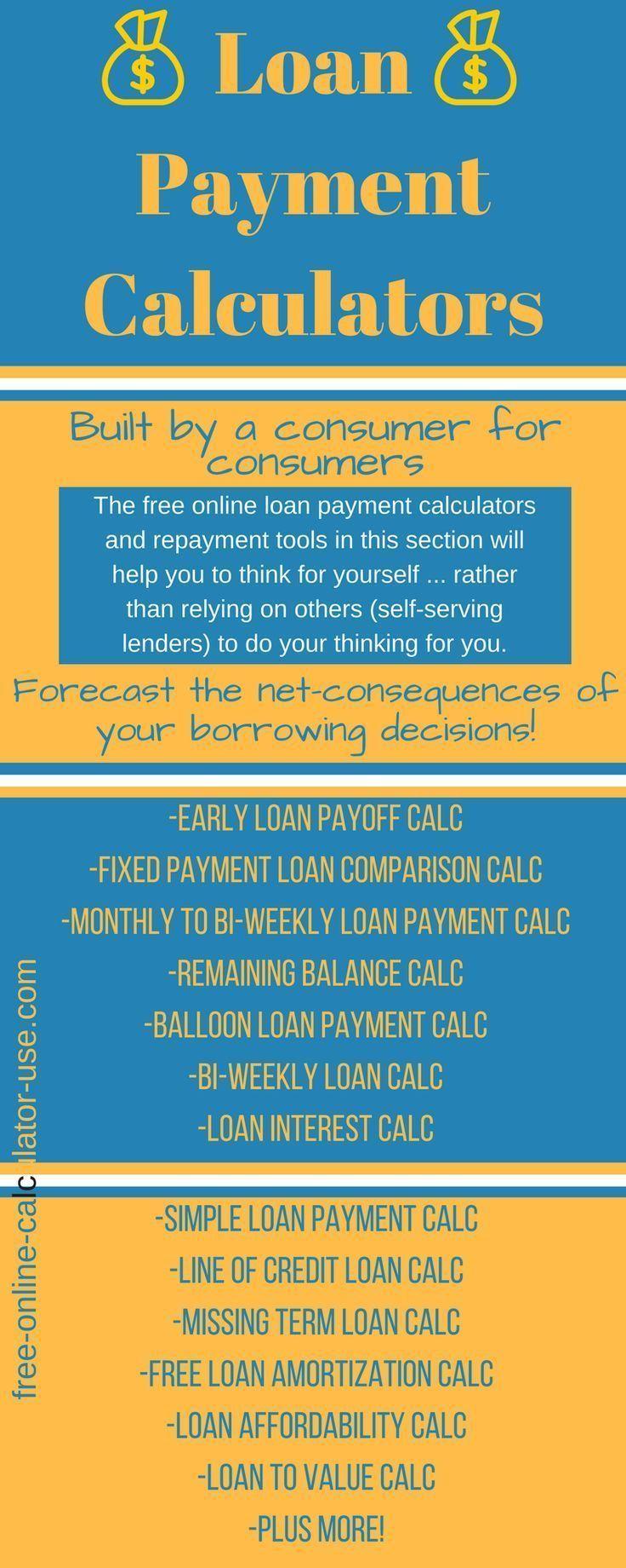 Loan Payment Calculators Reveal Hidden Consequences House Loan Payment Calcula House Paym Student Loans Funny Mortgage Repayment Calculator Graduation Funny Loan amortization calculator with balloon