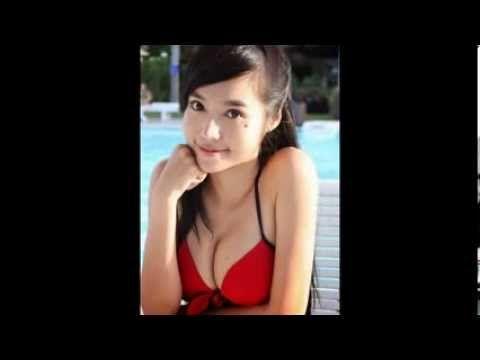 Album VietNam Girls - ElLY TRAN Video show Part 9