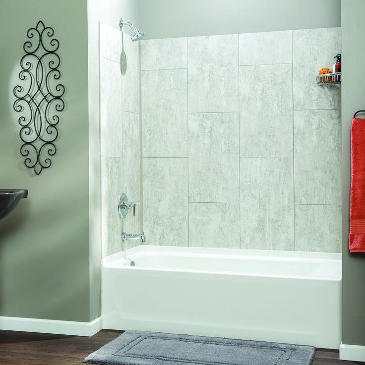 Dumawall shower kit in wintry mix in 2020 waterproof