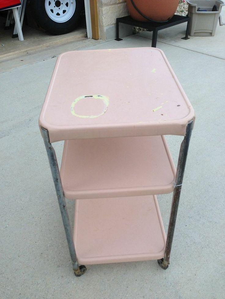 Luxury Breakfast Cart with Stools