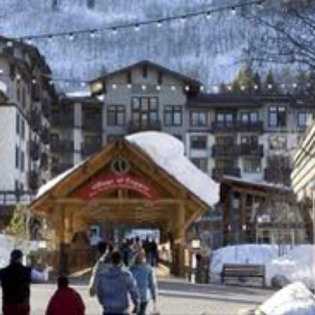 Copper Place, Copper Mountain Resort