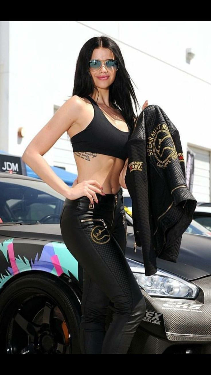 Spearmint Rhino Grid Girls