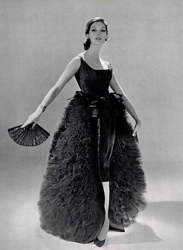 1960 Jeanne Lanvin