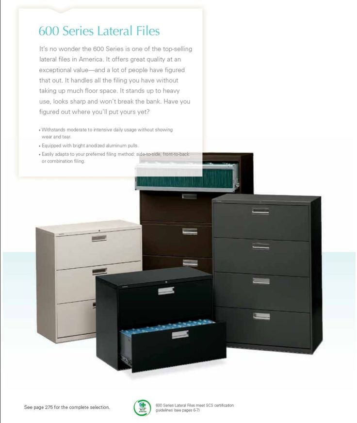 Hon File Cabinets Office Depot