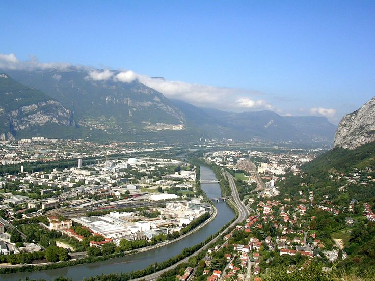 bastille grenoble via ferrata
