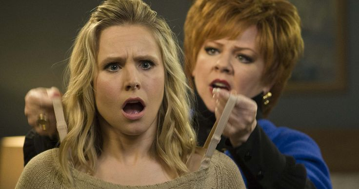 'The Boss' Trailer Starring Melissa McCarthy & Kristen Bell -- A titan of industry hopes to rebrand herself as America's sweetheart after a stint in prison in the first trailer for 'The Boss'. -- http://movieweb.com/the-boss-movie-trailer-2016-melissa-mccarthy/