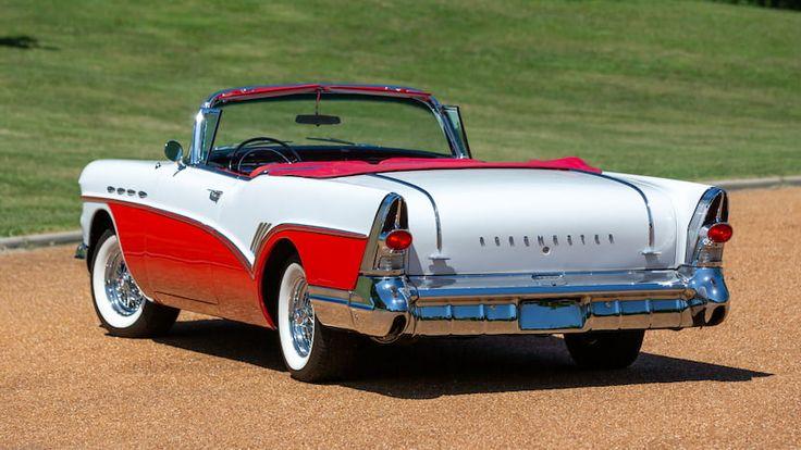 1957 Buick Roadmaster Convertible | F237 | Las Vegas 2019