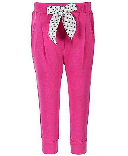 United Colors of Benetton Pant With Bow Design - Deep Pink http://www.firstcry.com/ucb/united-colors-of-benetton-pant-with-bow-design-deep-pink/576977/product-detail