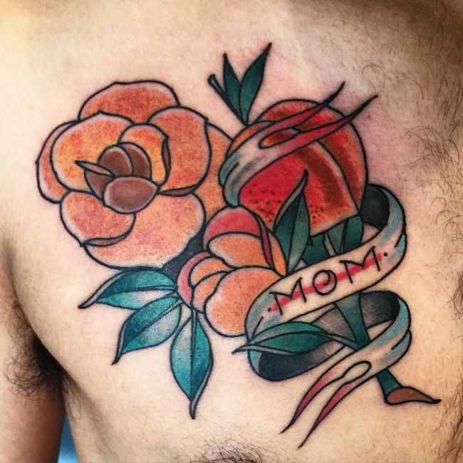 26 Best Mother Dedication Tattoos Images On Pinterest