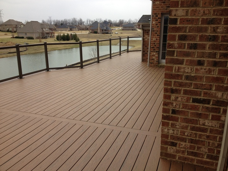 Images about glass railing deck on pinterest