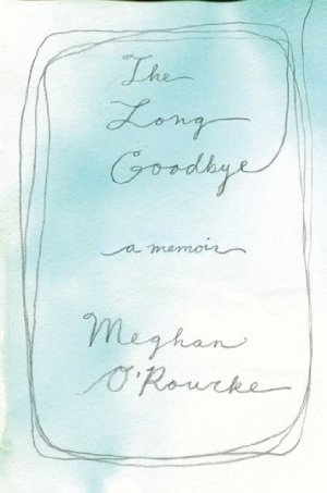 This is a really beautiful memoir written by a daughter about her mother dying of cancer.  Her story mirrors my own in so many ways and gives acknowledgement to the devastation and grief that follow this irreplaceable loss.  The Long Goodbye: A memoir Meghan O'Rourke