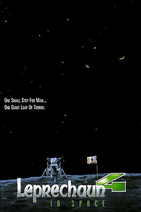 Leprechaun 4 animated gifs | All 6 LEPRECHAUN Movie Posters... GIF-Style