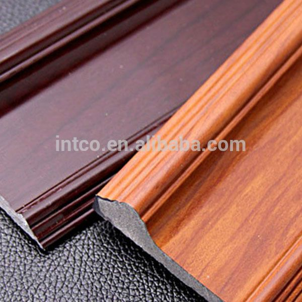 INTCO JC168 Series plastic skirting board covers