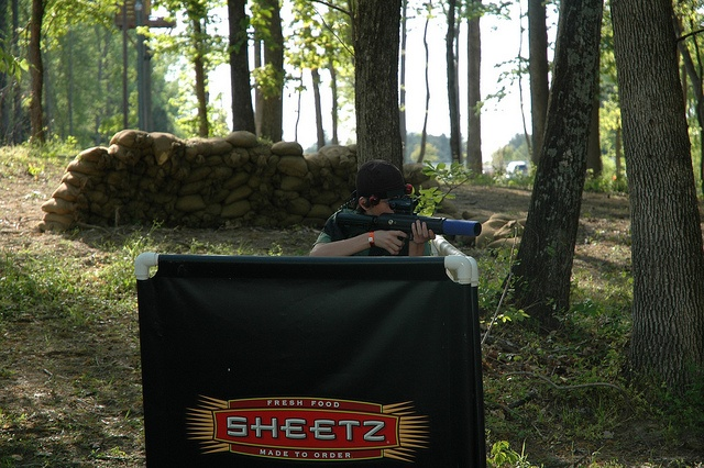 Military Arena at Kersey Valley Laser Tag