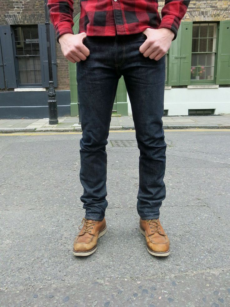 Baggy Fit Jeans For Men