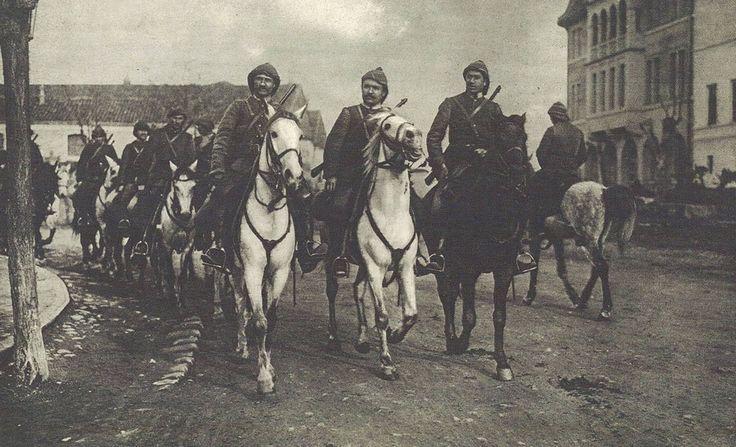OTTOMAN SOLDIERS MOVING TO THE FRONT, WWI  ŞANLI OSMANLI ASKERLERİNİN CEPHEYE HAREKETİ, 1.D.S.