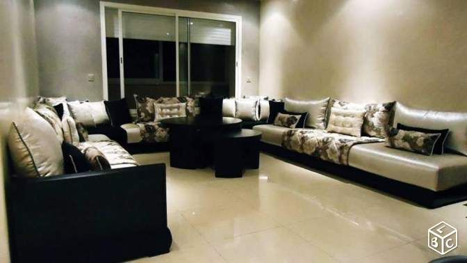 Salon marocain qualite garantie chez nina bazar for K meuble salon marocain