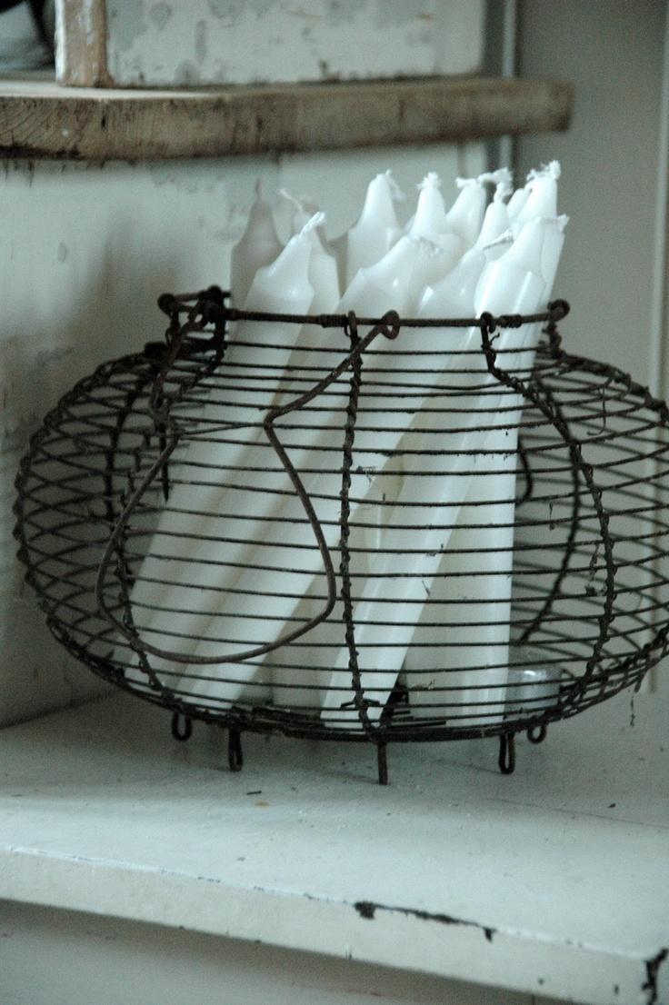 176 best Wire Basket\'s images on Pinterest | Farmhouse decor ...