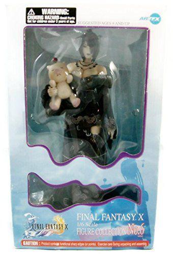 Final Fantasy X Action Figure - Lulu #6 ARTFX https://www.amazon.com/dp/B00S4H02YU/ref=cm_sw_r_pi_dp_x_W5xqybYRW2BXV