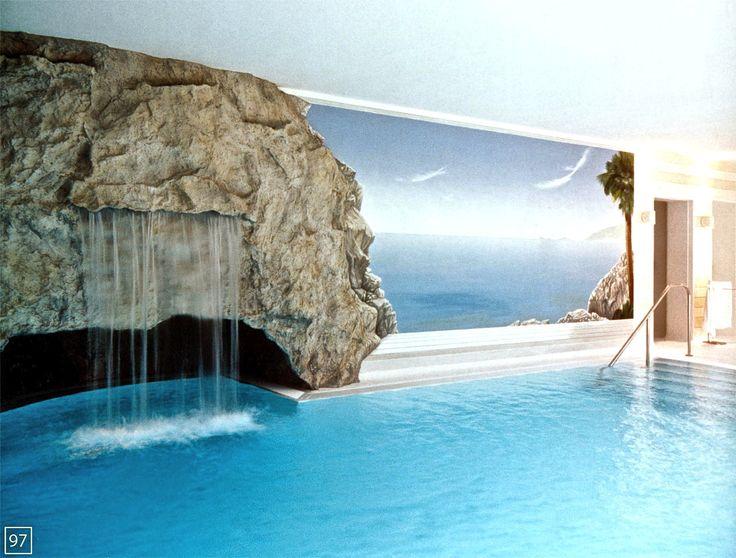 Die besten 25+ Schwimmbadbau Ideen auf Pinterest Selbstgebauter - luxusbad whirlpool