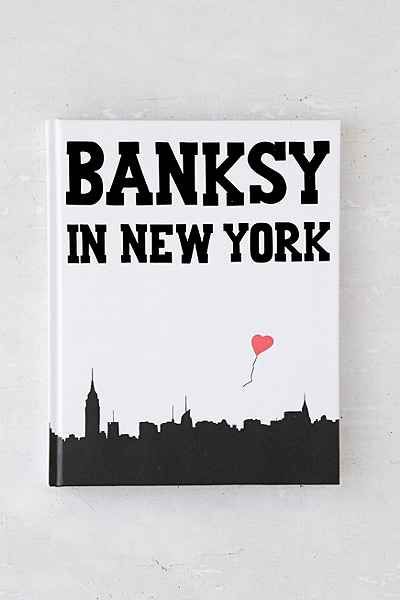 Banksy In New York By Ray Mock - Urban Outfitters