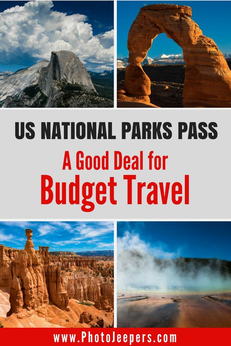 The US National Parks Pass is a great deal, especially for budget travelers. If you're planning to see multiple national parks this year, find out how you can save a bunch of money without giving up any of the fun! You'll want to save this post to your travel board.
