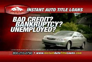 Are you looking for car title loans? Instantautotitleloans.com is providing the best title loans that you are looking for. We provide instant auto title loans in few hours only. You just have to call us at 800-210-0790 to get pre qualified for title loans and after that you can get cash in few hours depending upon your location.