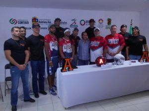 DUELO AMISTOSO E.U. VS LEONES DE LA ANAHUAC