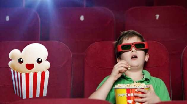 popcorn time para android e ios