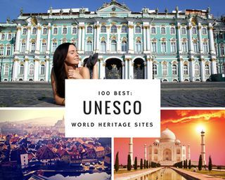 100 of the Most Beautiful UNESCO World Heritage Sites to dis... | WORLD OF WANDERLUST | Bloglovin'