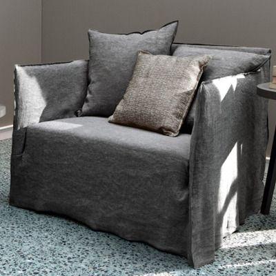 Gervasoni Ghost 09 fauteuil – Woonkamer Fauteuils