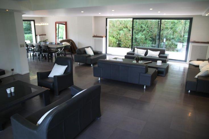 univers decoration salon contemporain design   Salons ...
