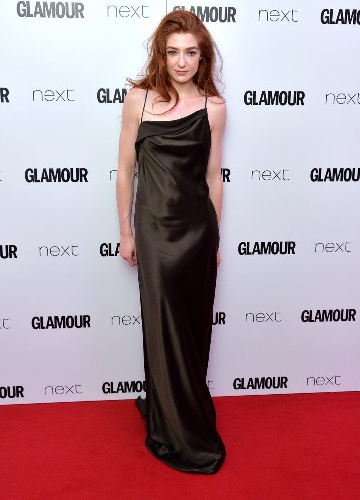 Pin for Later: Hollywood Se Mélange aux Stars Britanniques Lors des Glamour Women of the Year Awards Nicola Roberts