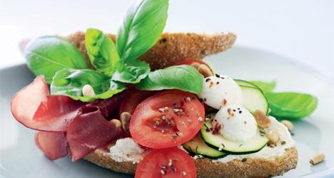 Snup en sandwich: 6 sunde opskrifter