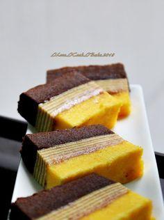 Cream Cheese Lapis Legit & Surabaya Layered Cake (chinese new years)