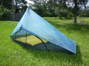 ZPacks.com Ultralight Backpacking Gear - Hexamid Solo-Plus Cuben Fiber Tent