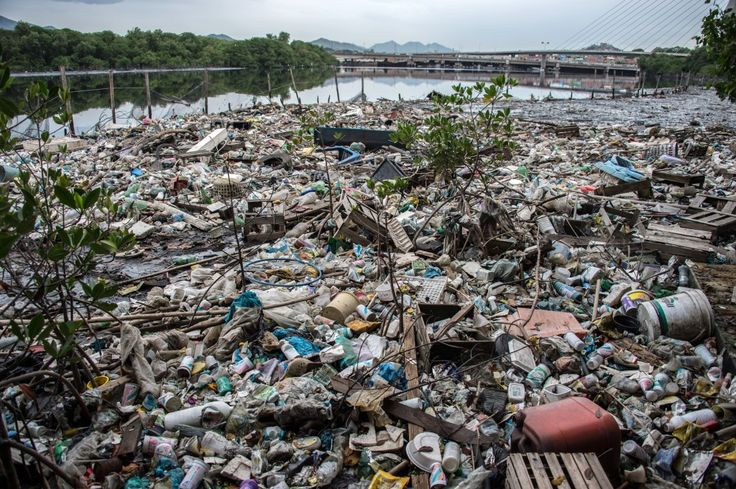2016 Rio Olympics: Sailing with sewage