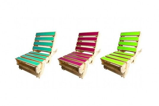 Painted Pallet Chairs: Wooden Pallets, Pallets Furniture, Ships Pallets, Pallets Ideas, Folding Chairs, Decks Chairs, Lawn Chairs, Pallets Chairs, Pallets Projects