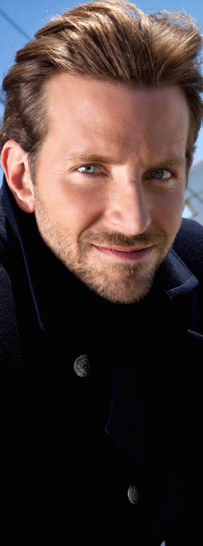 Bradley Cooper by Bleacher + Everard Photography