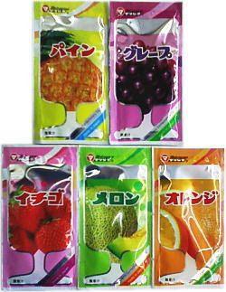 #粉末ジュース #駄菓子